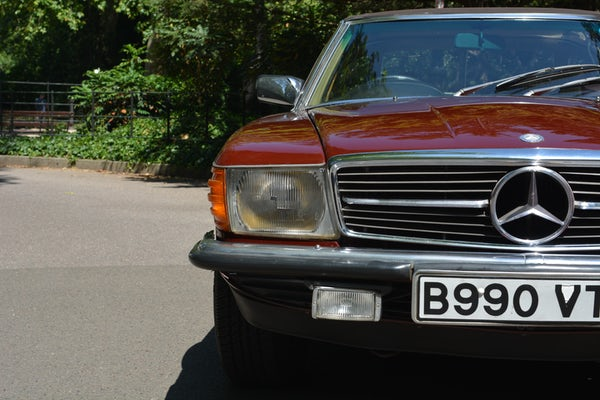 1984 Mercedes-Benz 380 SL For Sale (picture 57 of 159)