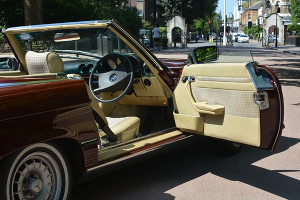 1984 Mercedes-Benz 380 SL For Sale (picture 95 of 159)