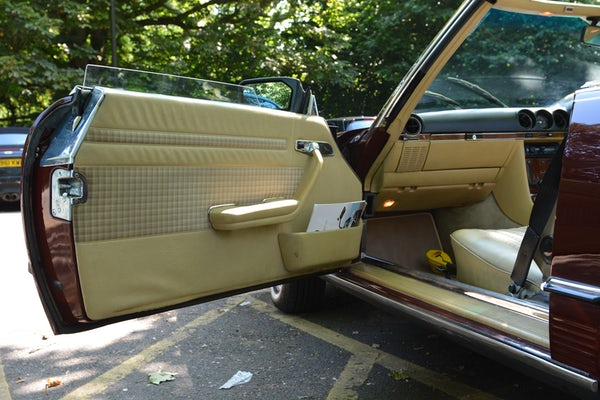 1984 Mercedes-Benz 380 SL For Sale (picture 77 of 159)