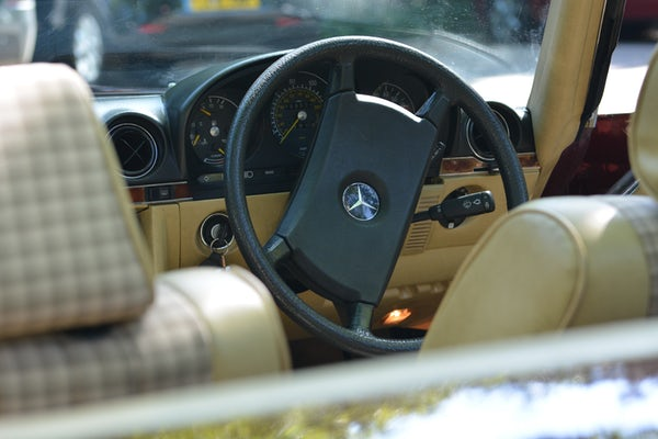 1984 Mercedes-Benz 380 SL For Sale (picture 72 of 159)