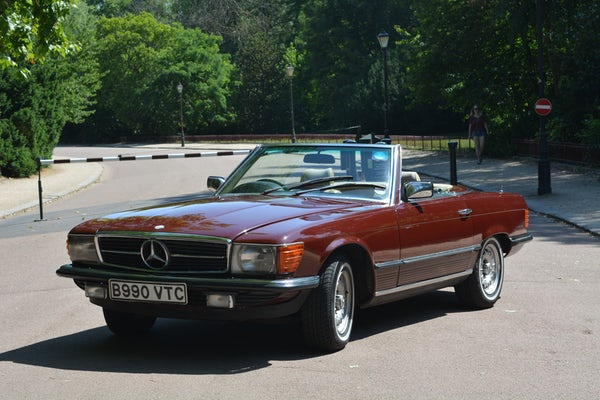 1984 Mercedes-Benz 380 SL For Sale (picture 7 of 159)