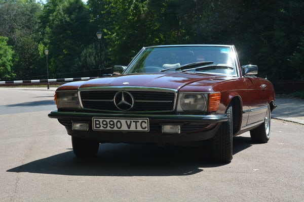 1984 Mercedes-Benz 380 SL For Sale (picture 14 of 159)