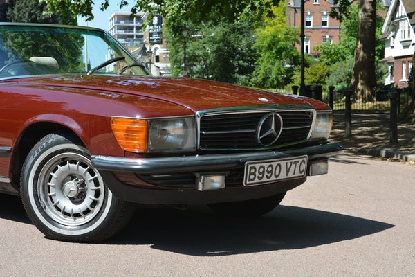 1984 Mercedes-Benz 380 SL For Sale (picture 35 of 159)
