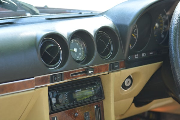 1984 Mercedes-Benz 380 SL For Sale (picture 74 of 159)