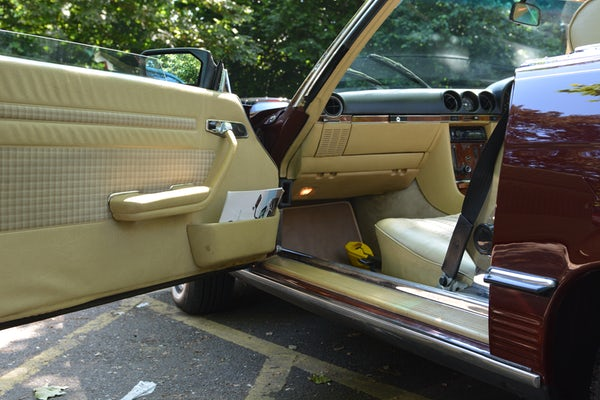 1984 Mercedes-Benz 380 SL For Sale (picture 76 of 159)