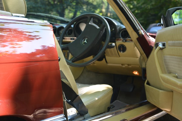 1984 Mercedes-Benz 380 SL For Sale (picture 78 of 159)
