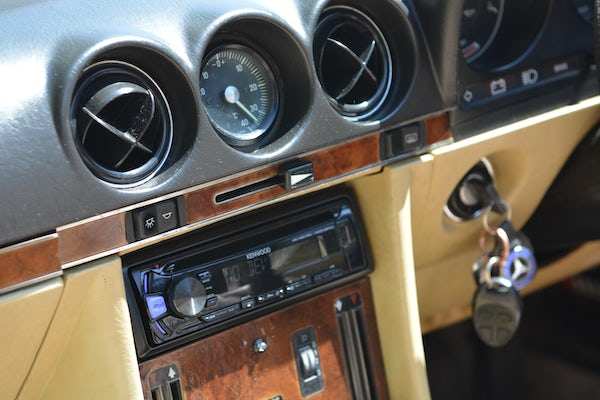 1984 Mercedes-Benz 380 SL For Sale (picture 99 of 159)