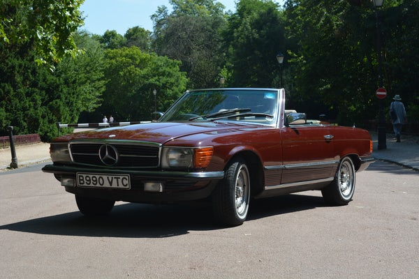 1984 Mercedes-Benz 380 SL For Sale (picture 11 of 159)
