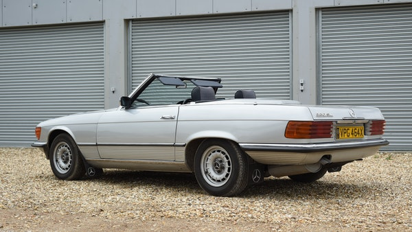 RESERVE LOWERED - 1981 Mercedes-Benz 380 SL For Sale (picture 11 of 99)