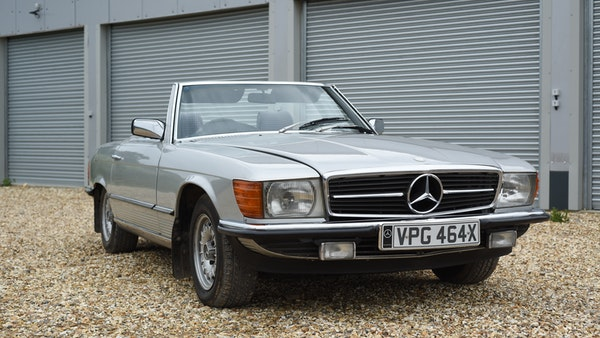 RESERVE LOWERED - 1981 Mercedes-Benz 380 SL For Sale (picture 5 of 99)