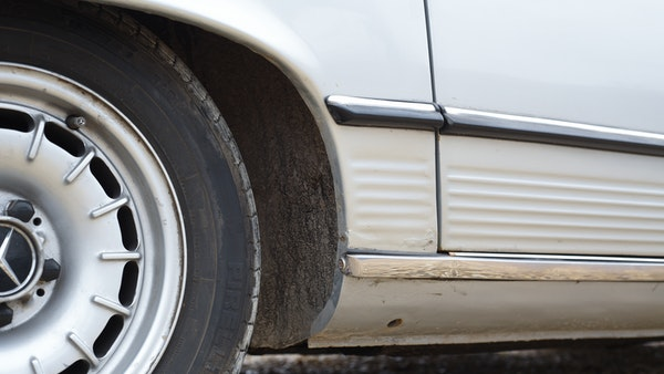 RESERVE LOWERED - 1981 Mercedes-Benz 380 SL For Sale (picture 71 of 99)