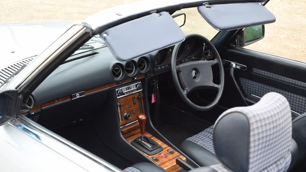RESERVE LOWERED - 1981 Mercedes-Benz 380 SL For Sale (picture 30 of 99)