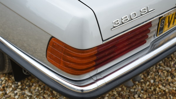 RESERVE LOWERED - 1981 Mercedes-Benz 380 SL For Sale (picture 60 of 99)