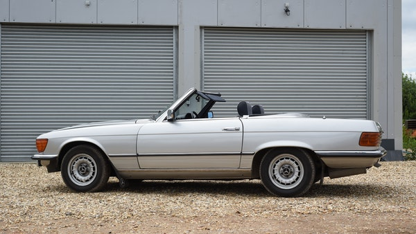 RESERVE LOWERED - 1981 Mercedes-Benz 380 SL For Sale (picture 18 of 99)