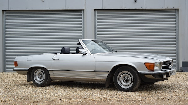 RESERVE LOWERED - 1981 Mercedes-Benz 380 SL For Sale (picture 3 of 99)