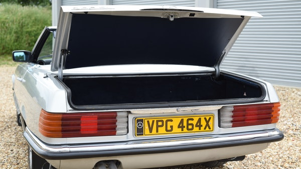 RESERVE LOWERED - 1981 Mercedes-Benz 380 SL For Sale (picture 88 of 99)