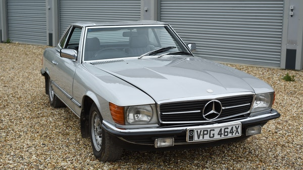 RESERVE LOWERED - 1981 Mercedes-Benz 380 SL For Sale (picture 6 of 99)