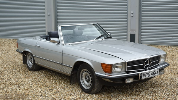RESERVE LOWERED - 1981 Mercedes-Benz 380 SL For Sale (picture 4 of 99)