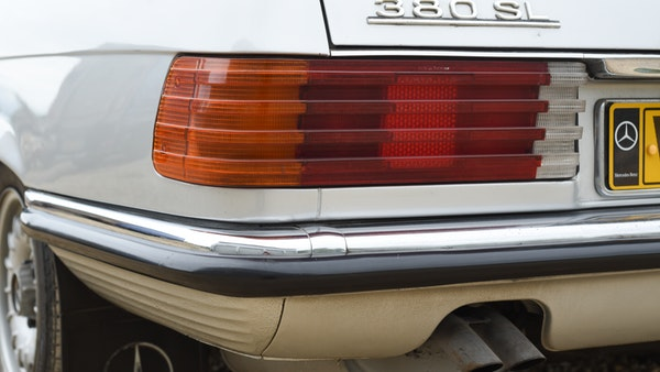 RESERVE LOWERED - 1981 Mercedes-Benz 380 SL For Sale (picture 61 of 99)