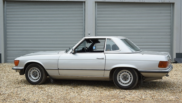 RESERVE LOWERED - 1981 Mercedes-Benz 380 SL For Sale (picture 19 of 99)