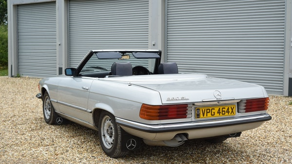 RESERVE LOWERED - 1981 Mercedes-Benz 380 SL For Sale (picture 15 of 99)