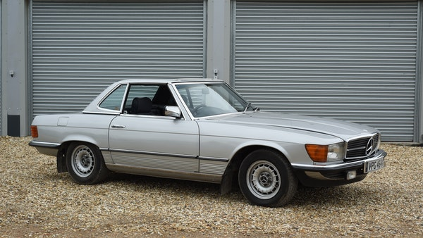 RESERVE LOWERED - 1981 Mercedes-Benz 380 SL For Sale (picture 7 of 99)