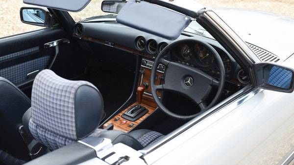 RESERVE LOWERED - 1981 Mercedes-Benz 380 SL For Sale (picture 32 of 99)