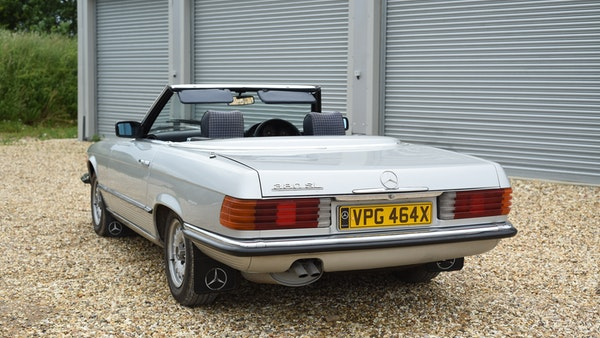 RESERVE LOWERED - 1981 Mercedes-Benz 380 SL For Sale (picture 14 of 99)