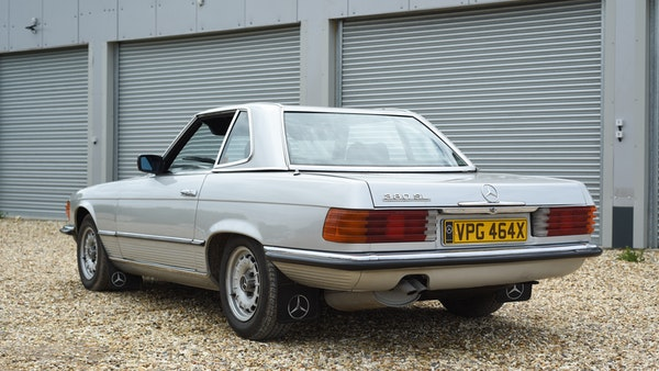 RESERVE LOWERED - 1981 Mercedes-Benz 380 SL For Sale (picture 17 of 99)