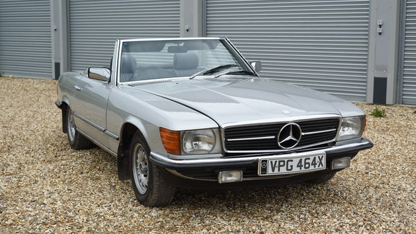 RESERVE LOWERED - 1981 Mercedes-Benz 380 SL For Sale (picture 1 of 99)