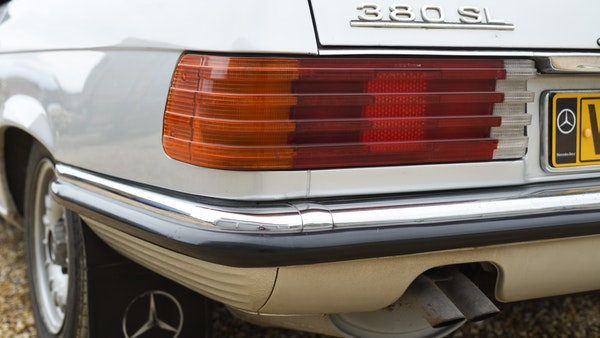 RESERVE LOWERED - 1981 Mercedes-Benz 380 SL For Sale (picture 63 of 99)