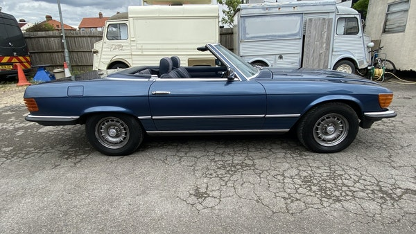 1984 Mercedes 380SL For Sale (picture 15 of 190)