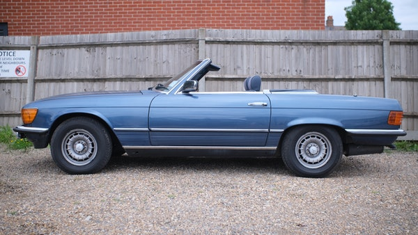 1984 Mercedes 380SL For Sale (picture 5 of 190)