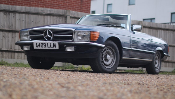 1984 Mercedes 380SL For Sale (picture 4 of 190)