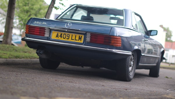 1984 Mercedes 380SL For Sale (picture 21 of 190)