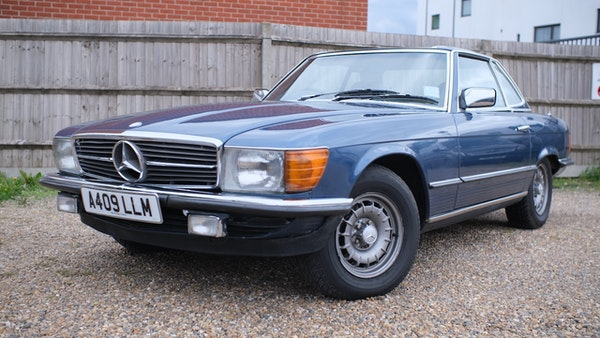 1984 Mercedes 380SL For Sale (picture 30 of 190)