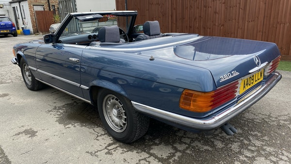 1984 Mercedes 380SL For Sale (picture 9 of 190)