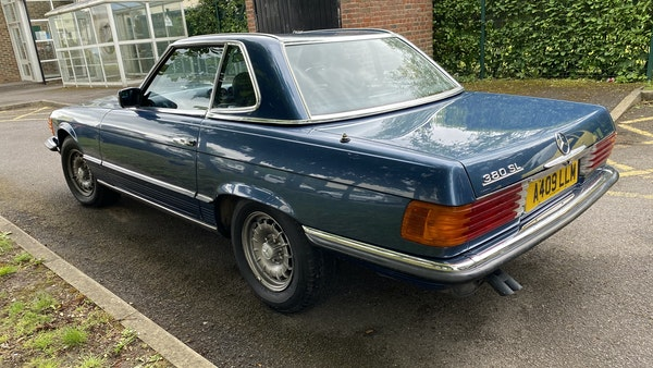 1984 Mercedes 380SL For Sale (picture 36 of 190)