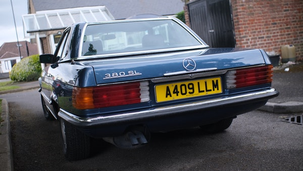 1984 Mercedes 380SL For Sale (picture 27 of 190)