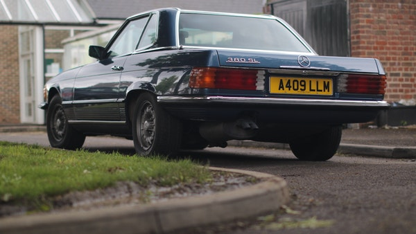 1984 Mercedes 380SL For Sale (picture 22 of 190)