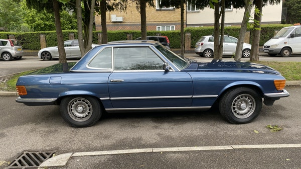 1984 Mercedes 380SL For Sale (picture 33 of 190)