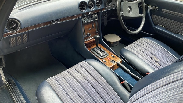 1984 Mercedes 380SL For Sale (picture 74 of 190)