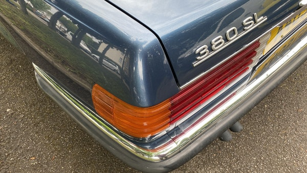 1984 Mercedes 380SL For Sale (picture 122 of 190)