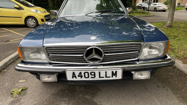 1984 Mercedes 380SL For Sale (picture 31 of 190)