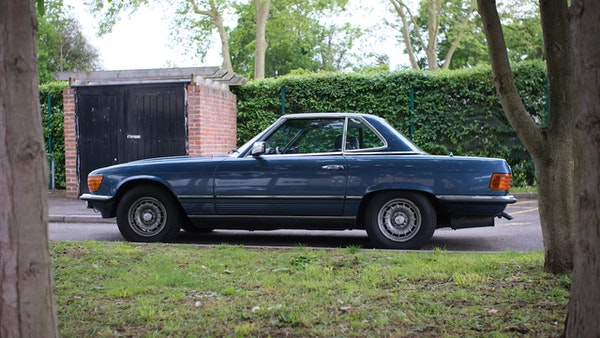 1984 Mercedes 380SL For Sale (picture 28 of 190)