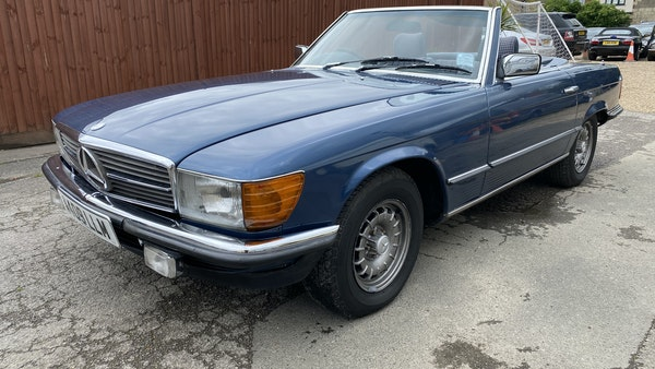 1984 Mercedes 380SL For Sale (picture 13 of 190)