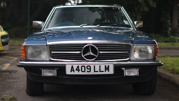 1984 Mercedes 380SL For Sale (picture 23 of 190)