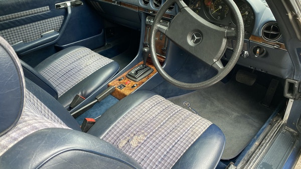 1984 Mercedes 380SL For Sale (picture 76 of 190)