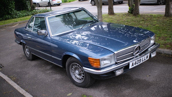 1984 Mercedes 380SL For Sale (picture 26 of 190)