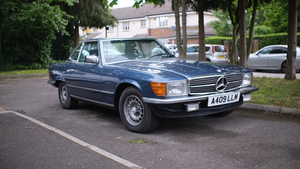 1984 Mercedes 380SL For Sale (picture 24 of 190)